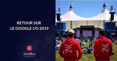 Blog Zenika - Google IO 2019