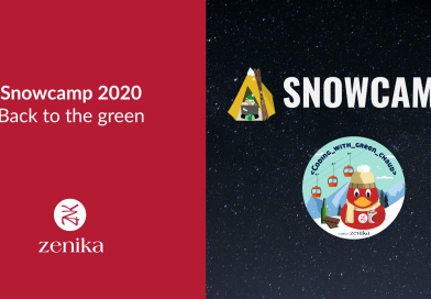 Snowcamp 2020 : Back to the green