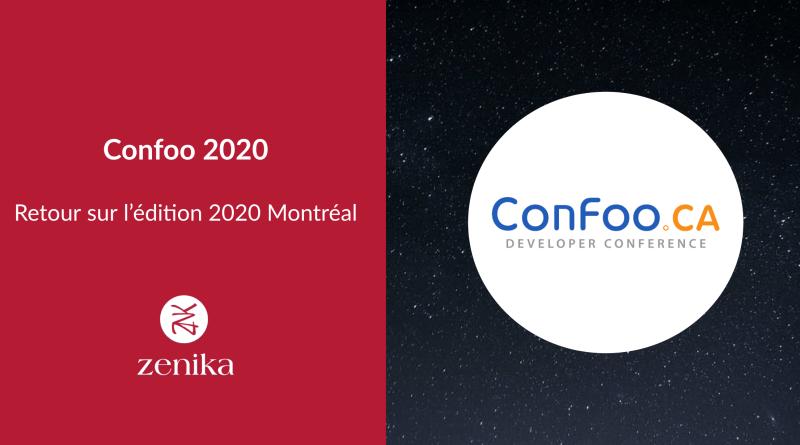 Confoo 2020 : Retour sur l'édition 2020 Montréal