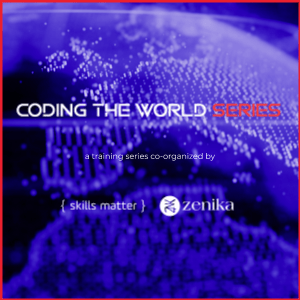 Coding the world series : trainings by zenika and skills matter