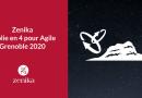 Zenika se plie en quatre pour Agile Grenoble 2020