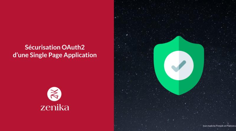 Sécurisation OAuth2 d'une Single Page Application