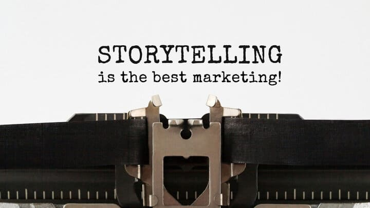 how to use storytelling in copy