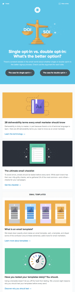 Litmus email