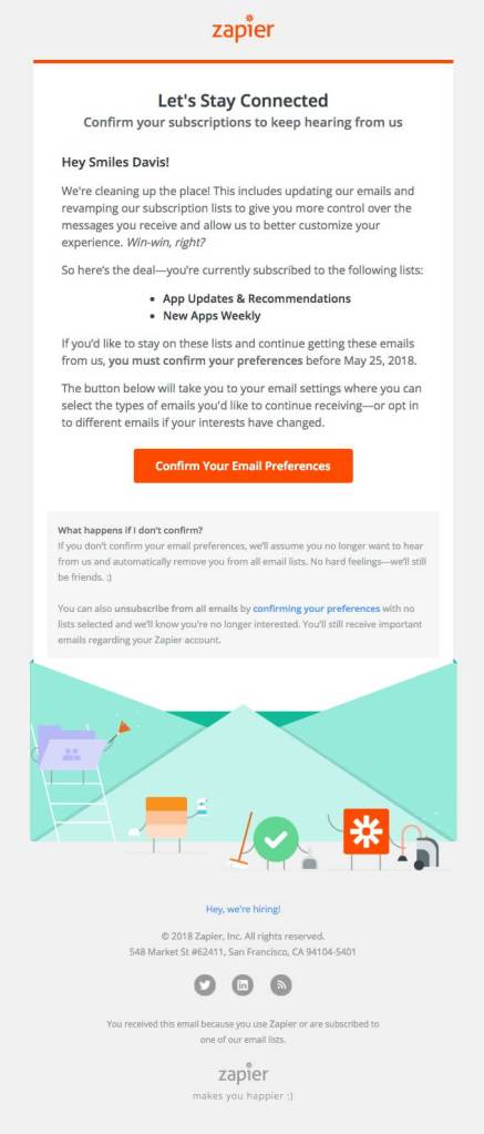 how to create personalized email campaigns