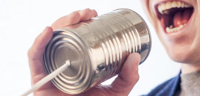 Eigene Website für Unternehmen - Kontaktmöglichkeiten