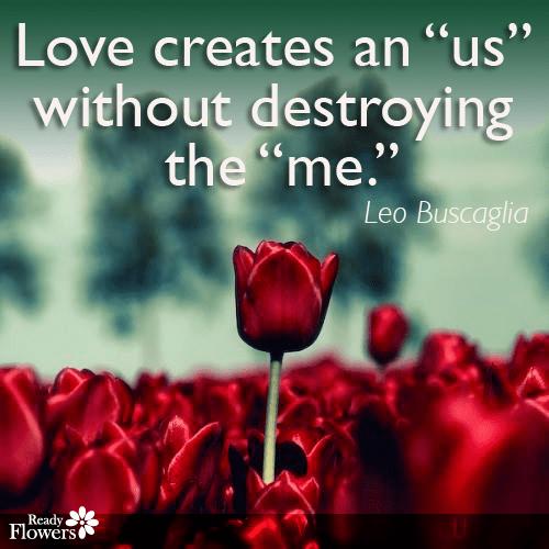 Love quote by Leo Buscaglia