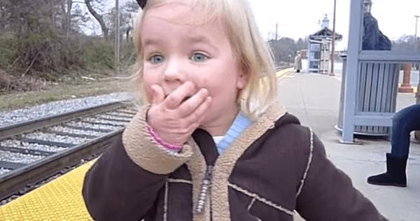 OMG the train!