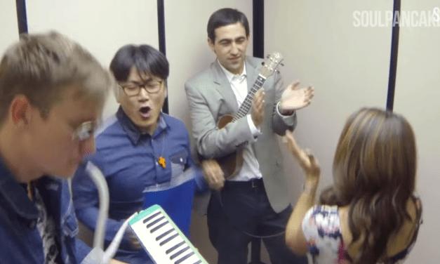 Elevator joy bomb
