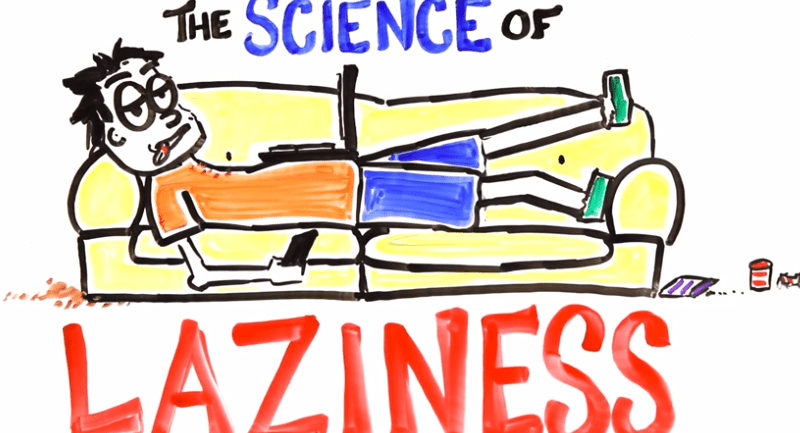 Why We Feel Lazy & How to Stop