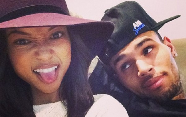 Karrueche Tran & Chris Brown break-up over baby