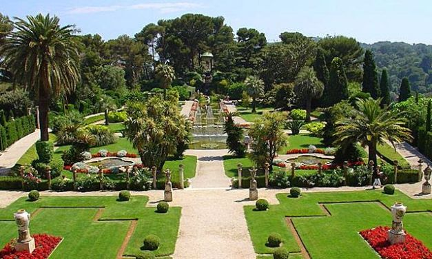 The Gardens of Villa Éphrussi de Rothschild
