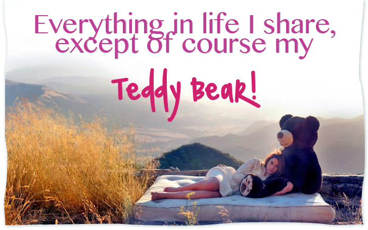 Are You Ever Too Old to Have a Teddy Bear?