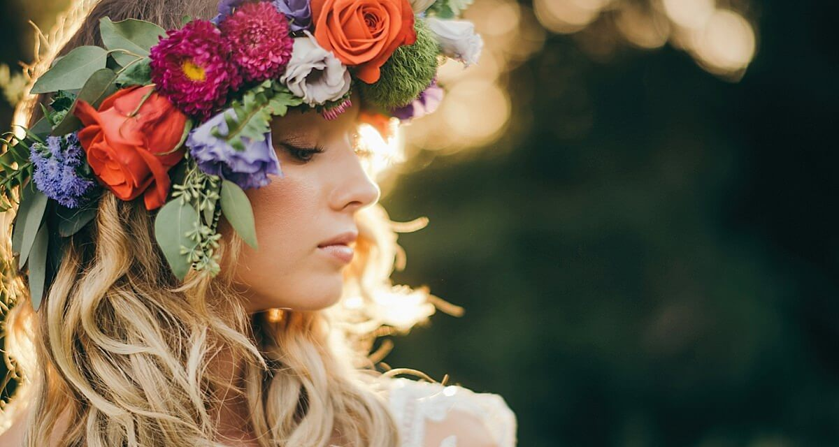 Handy Flower Crown Tips for a Boho Inspired Look