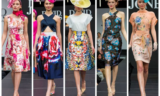 3 Rose Inspirations For Your Melbourne Spring Race Fashion