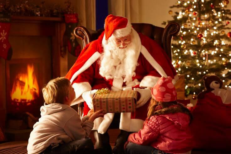 How to Be Someone's Santa this Christmas?