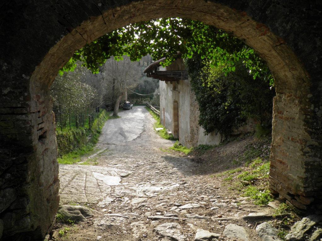 """Dalla """" Torretta"""" al convento di Nicosia"""