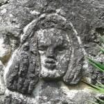 027 lavoratrice della piantagione da vicino - Settimo Andreoni : lo scultore dei boschi di Montemagno