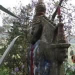 039 tempietto1 - Settimo Andreoni : lo scultore dei boschi di Montemagno