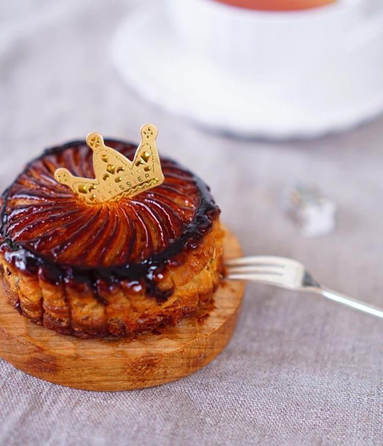 Re o Regina per un giorno con la Galette des Rois!