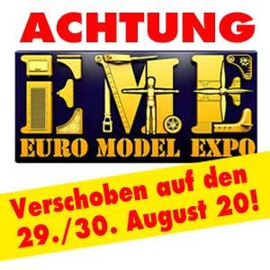 EME 2020 - wegen Corona auf den 29./30. August 20 verschoben!