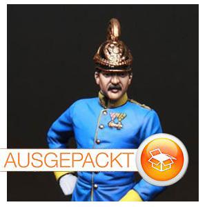 8135 KuK 54003 Österreich-Ungarischer Offizier K.u.K. Miniatures