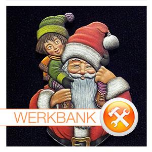 Es weihnachtet sehr ... weihnachtliche Flachfiguren von Karsten Pöpping
