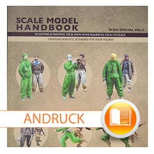 Modellieren und Bemalen von Figuren im Eigenbau von Luc Klinkers •  Mr. Black Publications