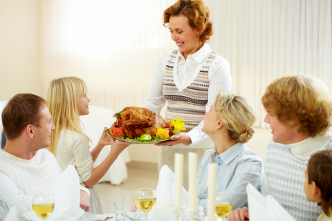 Surviving your family at Thanksgiving is tough because of the weird inlaws