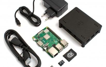 Výběr příslušenství pro Raspberry Pi