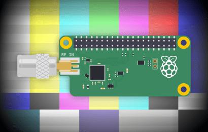 Raspberry Pi TV HAT: kompletní průvodce