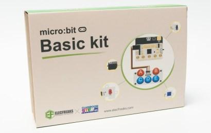Súprava Basic Kit neštandardne rozšírená omodul LAMP:bit