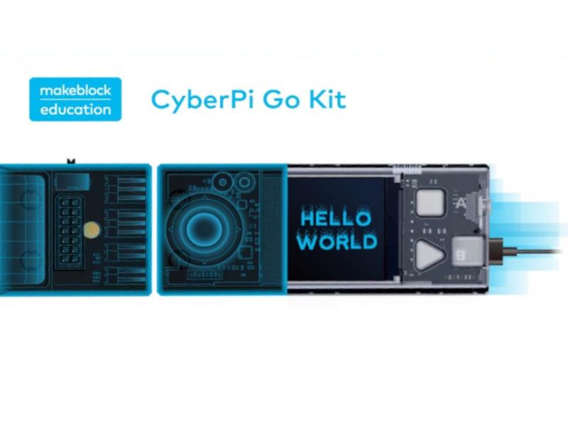 Seznamujeme se s CyberPi