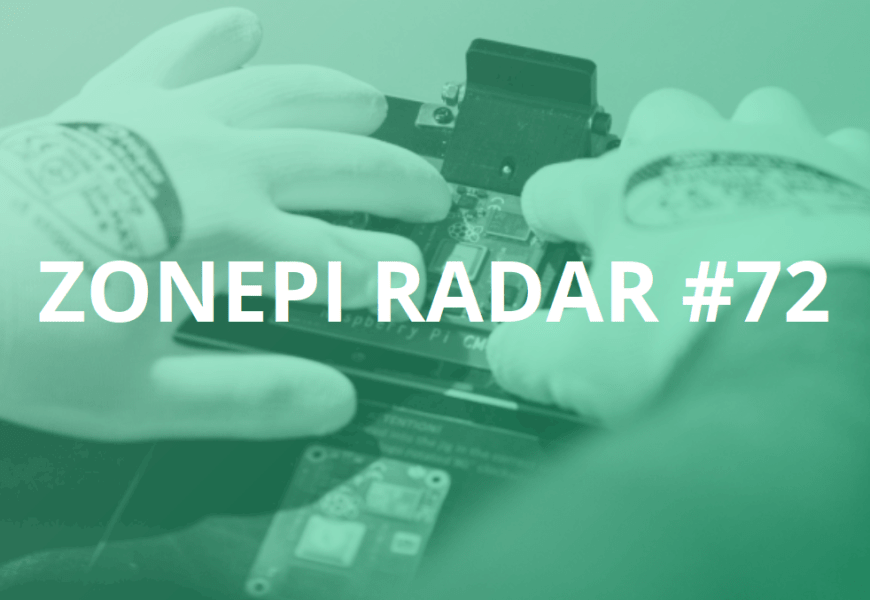 Zonepi radar #72 – 35/2021