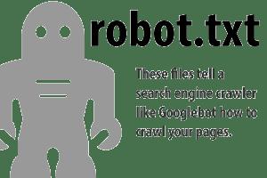 الروبوت robots.txt
