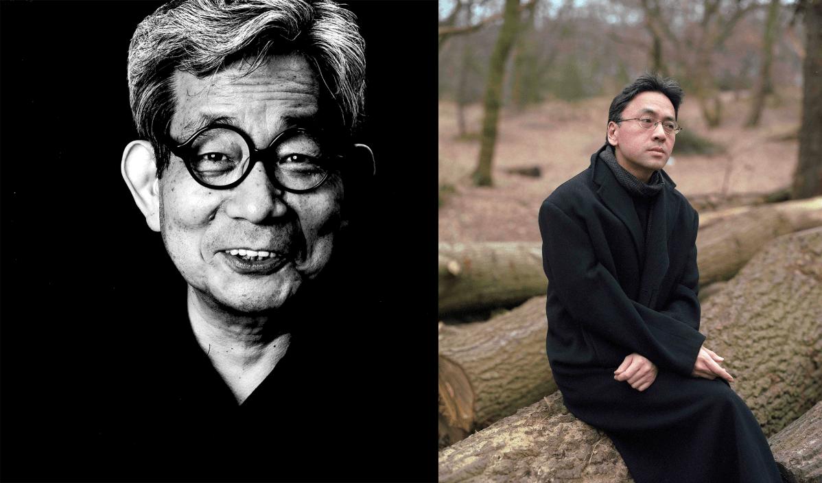 Hình của sóng: Một cuộc đối thoại giữa Kazuo Ishiguro và Oe Kenzaburo