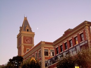 Ghirardelli Square, San Francisco, September 2008