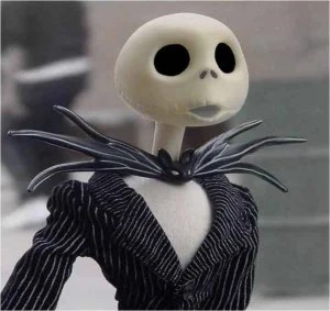 That's Mr. Skellington to you.