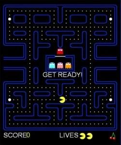 Get Ready Pac Man