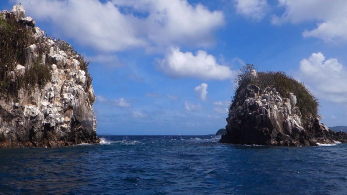 Sisters Rocks Carriacou