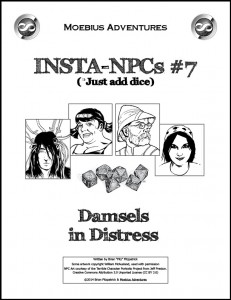 Insta-NPCs-Damsels-in-Distress-cover