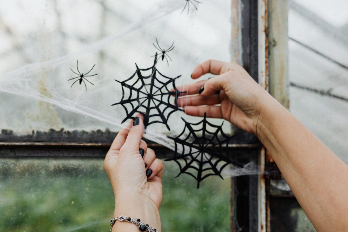 Halloween, decoration, DIY