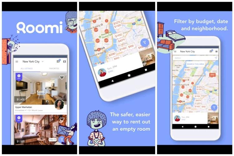 Roomi App