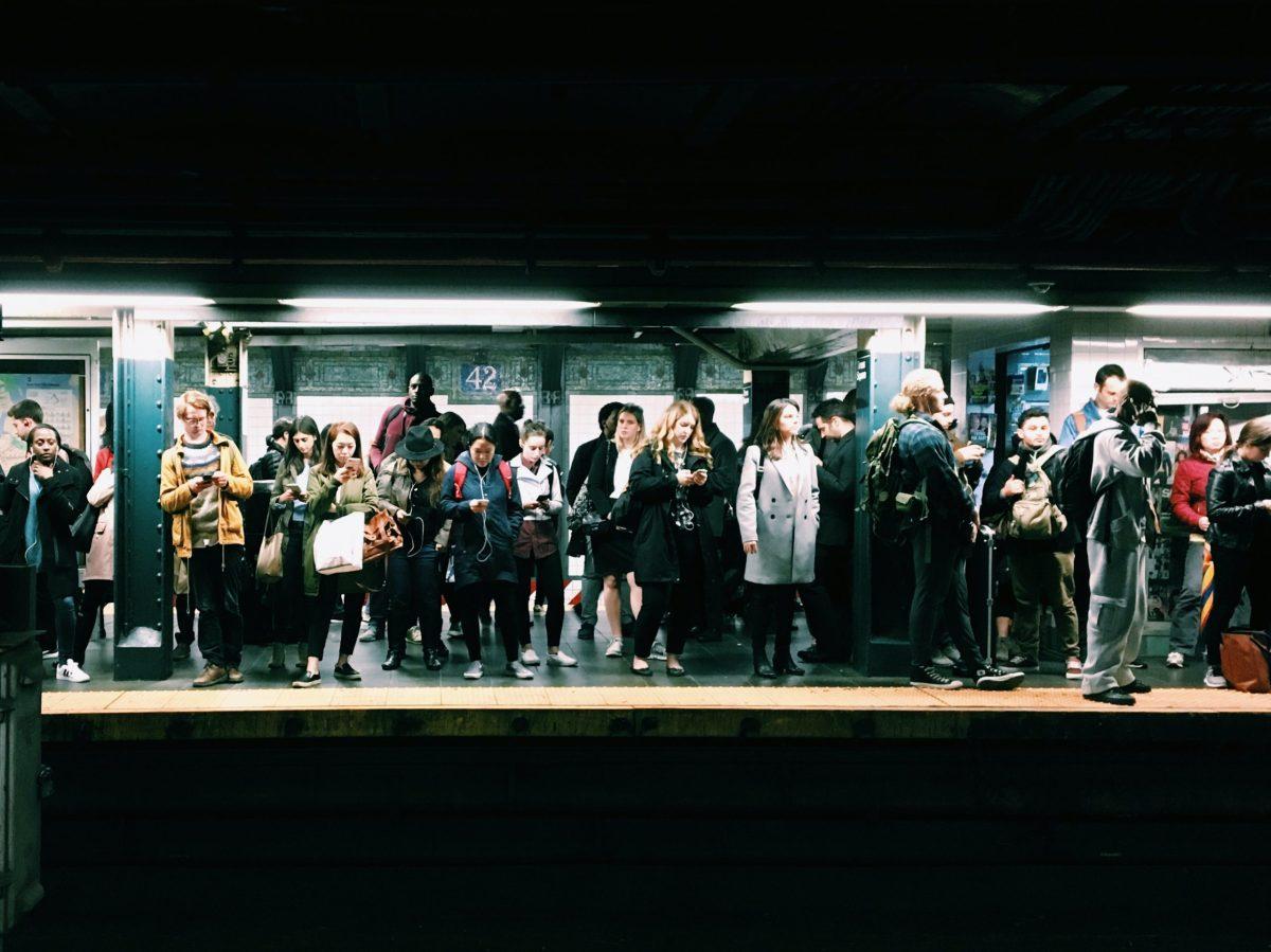 Subway, New York City, Train, NYC