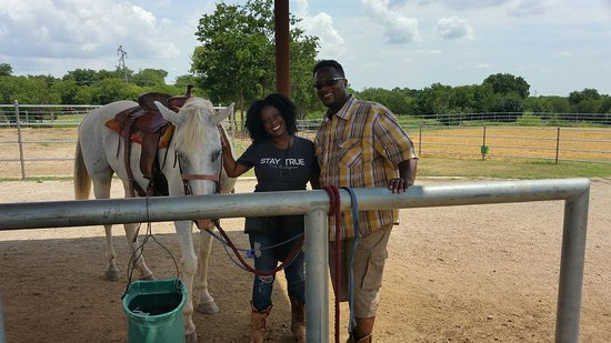 horse riding at river ranch is on the best things to do in dallas