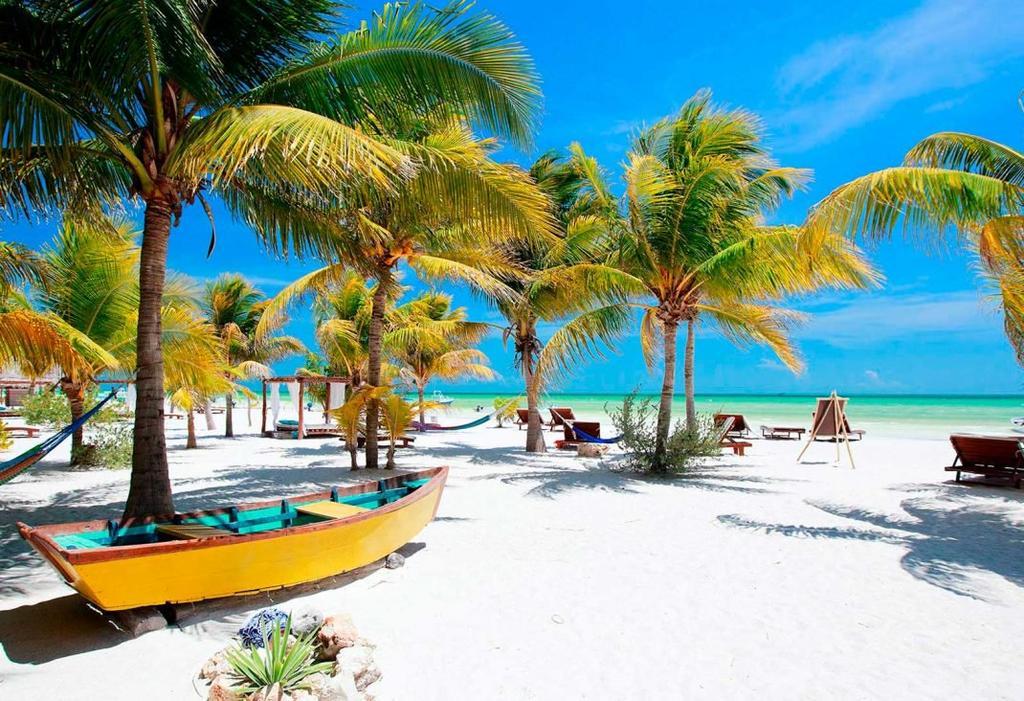 islas en México