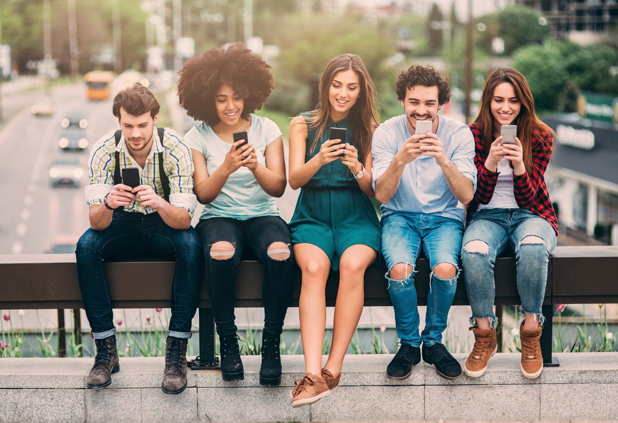 Generacion Millennials boomers y centennials