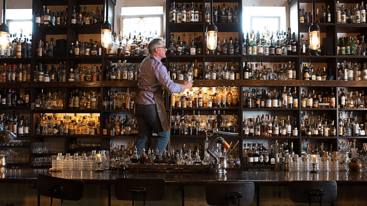 the canon bar at seattle