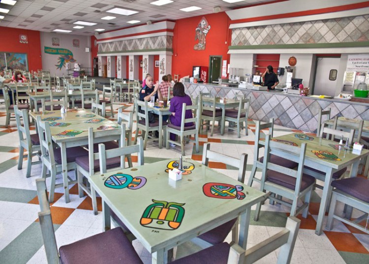 Mercado Mayapan and Cafe Mayapan