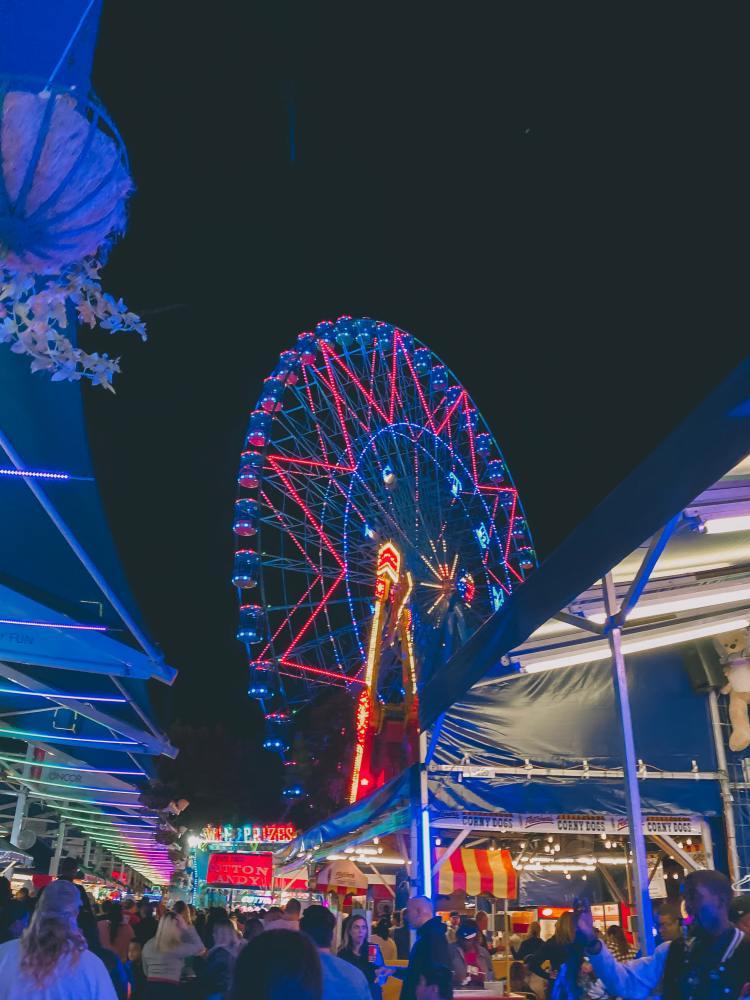 amusement park in dallas